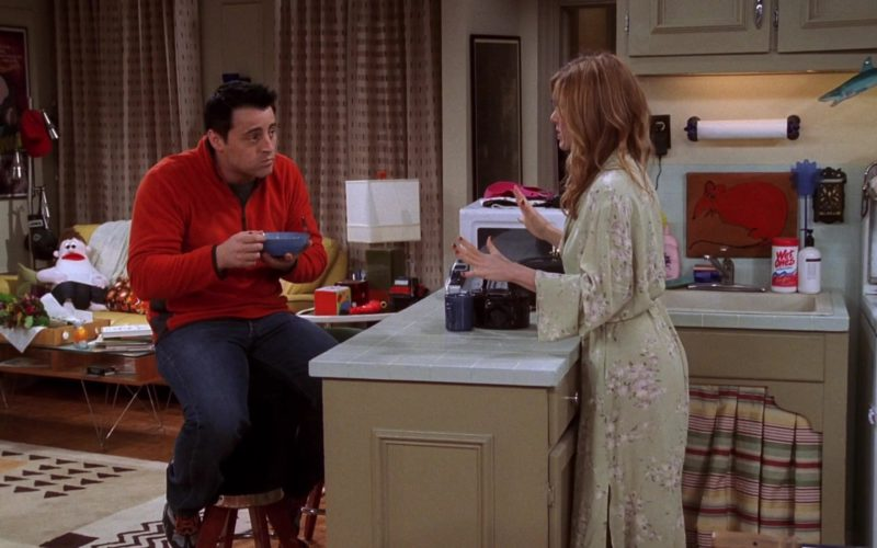 Wet Ones Antibacterial Hand Wipes in Friends Season 10 Episode 12