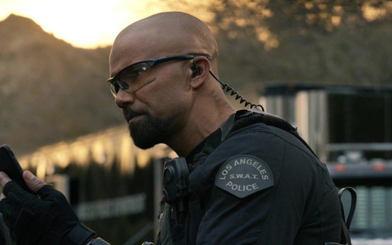 Wiley X Glasses Worn by Shemar Moore in SWAT (4)