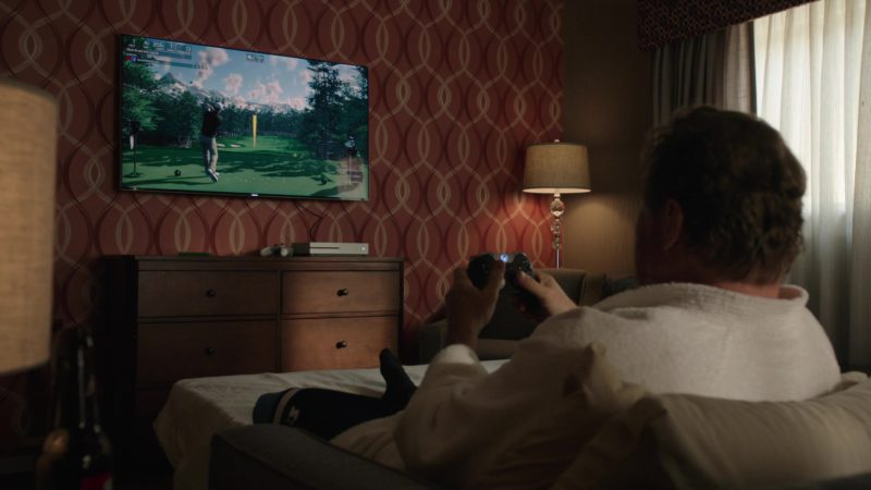 Xbox Video Game Console in Barry - Season 1, Episode 5, Chapter Five: Do Your Job (2018) - TV Show Product Placement