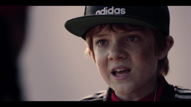 Adidas Cap Worn by Jack Gore in Rim of the World (2019) - Movie Product Placement