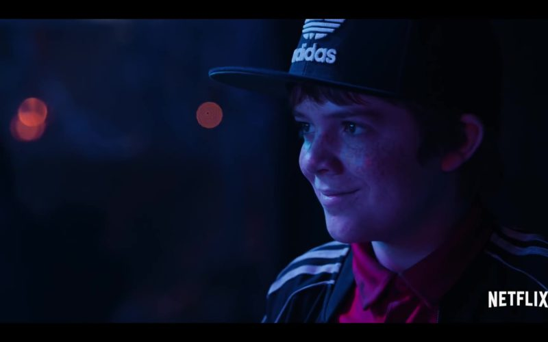 Adidas Cap Worn by Jack Gore in Rim of the World (4)