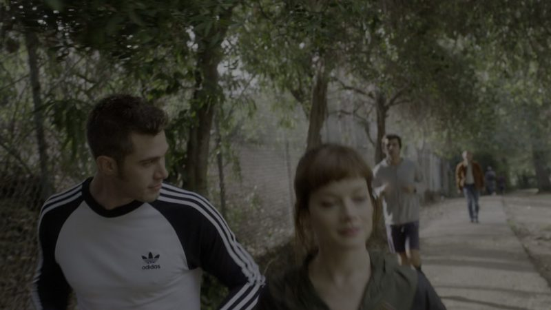 Adidas Shirt Worn by Blake Jenner in What/If - Season 1, Episode 5, What Next (2019) TV Show Product Placement