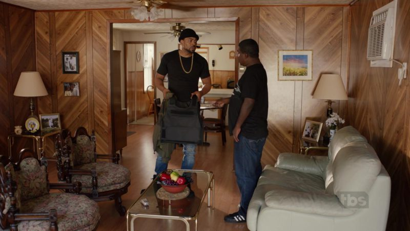 Adidas Sneakers Worn by Tracy Morgan in The Last O.G. - Season 2, Episode 7, Criminal Minded (2019) TV Show Product Placement