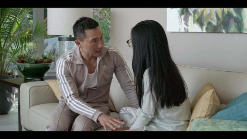Adidas Tracksuit Worn by Daniel Dae Kim in Always Be My Maybe (2019) - Movie Product Placement
