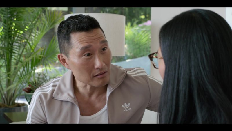 Adidas Tracksuit Worn by Daniel Dae Kim in Always Be My Maybe (2019) Movie Product Placement