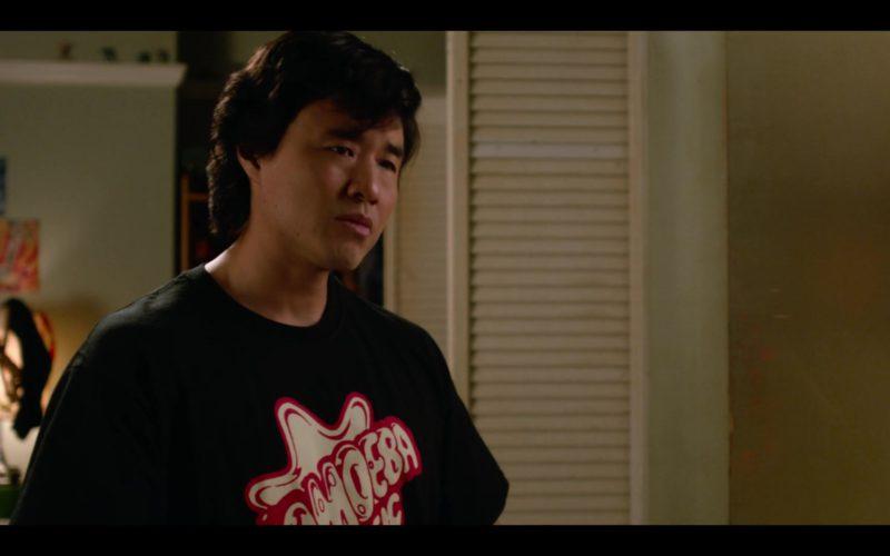 Amoeba Music Berkeley T-Shirt Worn by Randall Park (1)