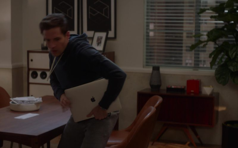 Apple MacBook Laptop Used by Ben Rappaport in For the People