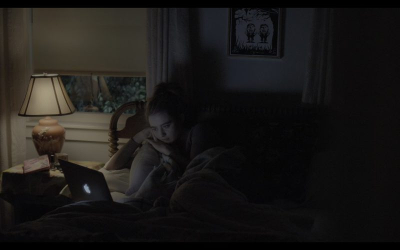 Apple MacBook Laptop Used by Kathryn Newton in The Society
