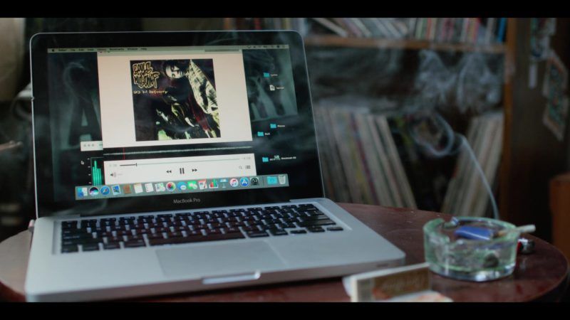 Apple MacBook Pro Laptop Used by Randall Park in Always Be My Maybe (2019) - Movie Product Placement