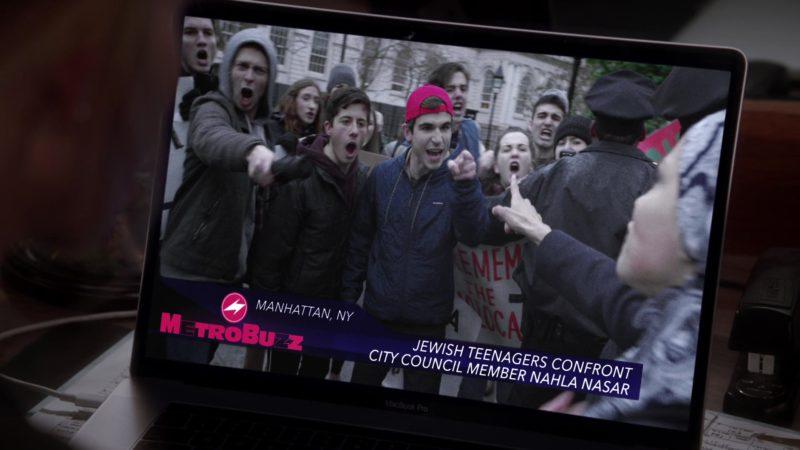 Apple MacBook Pro Laptop in Law & Order: Special Victims Unit - Season 20, Episode 23, Assumptions (2019) - TV Show Product Placement