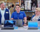 Apple MacBook Used by Lauren Ash, Microsoft Surface Laptop, ...