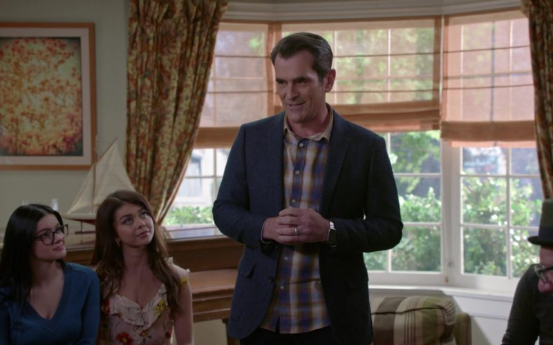 Apple Watch Worn by Ty Burrell in Modern Family