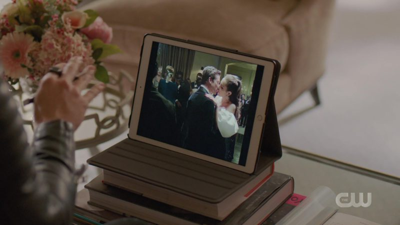 Apple iPad Tablet With Case Used by Rafael de la Fuente in Dynasty - Season 2, Episode 19, This Illness of Mine (2019) - TV Show Product Placement
