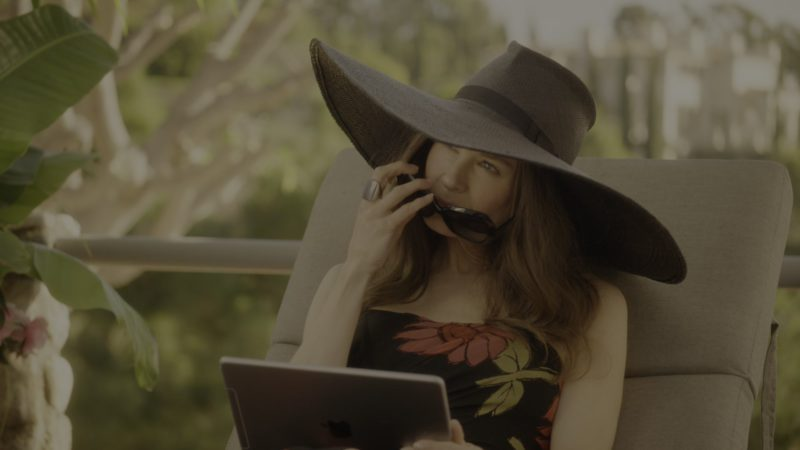 Apple iPad Tablet Used by Renée Zellweger in What/If - Season 1, Episode 10, What Remains (2019) - TV Show Product Placement
