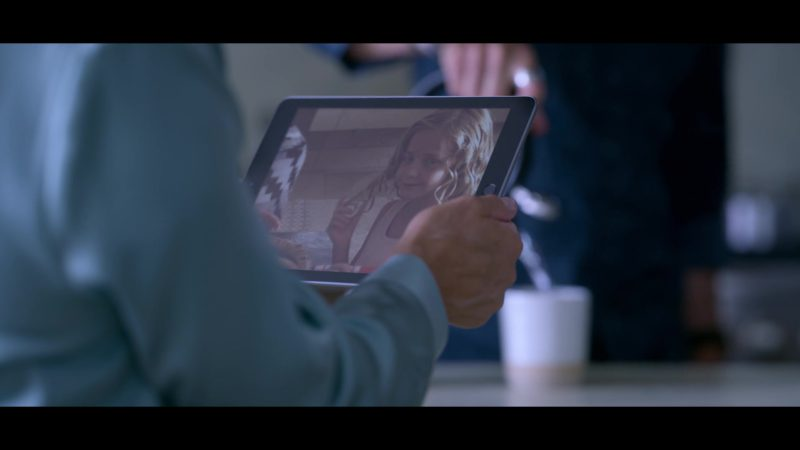 Apple iPad Tablet in Chambers - Season 1, Episode 6, With Grace and Gratitude (2019) TV Show Product Placement