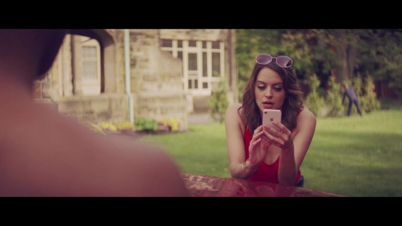 Apple iPhone Smartphone Used by Gage Golightly in The Last Summer (2019) - Movie Product Placement