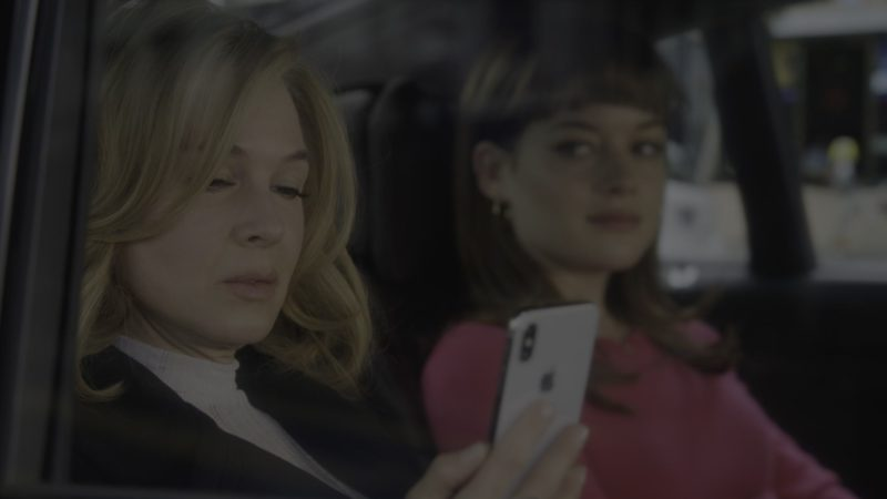 Apple iPhone Smartphone Used by Renée Zellweger in What/If - Season 1, Episode 8, What Secrets (2019) TV Show Product Placement