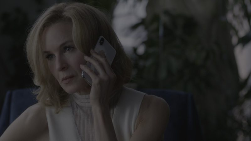Apple iPhone Smartphone Used by Renée Zellweger in What/If - Season 1, Episode 8, What Secrets (2019) - TV Show Product Placement