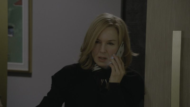 Apple iPhone Smartphone Used by Renée Zellweger in What/If - Season 1, Episode 10, What Remains (2019) - TV Show Product Placement