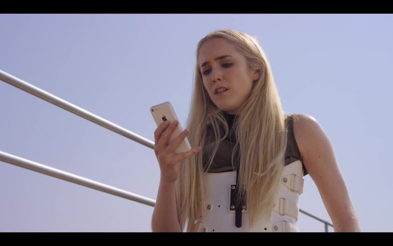 Apple iPhone Smartphone Used by Spencer Locke in Walk. Ride. Rodeo (6)