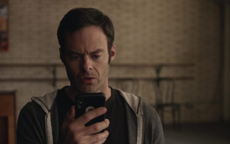 Apple iPhone Used by Bill Hader in Barry