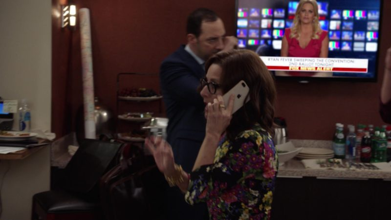 Apple iPhone Used by Julia Louis-Dreyfus in Veep - Season 7, Episode 7 (2019) - TV Show Product Placement
