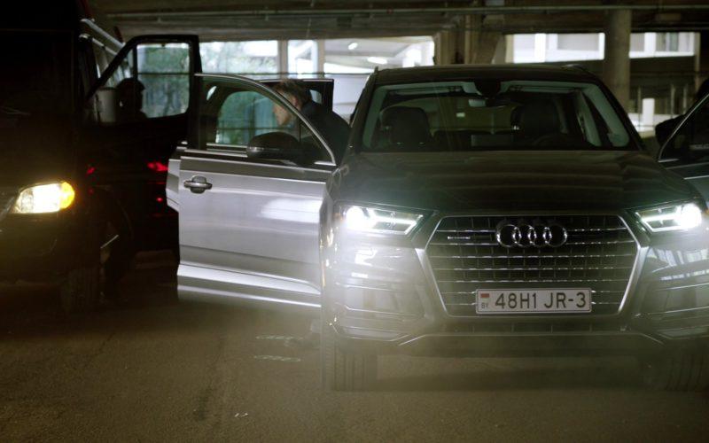 Audi Q7 SUV in MacGyver (3)