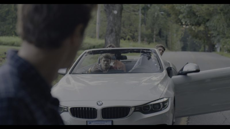 BMW 3 Series Convertible Car in The Society - Season 1, Episode 1, What Happened (2019) TV Show Product Placement