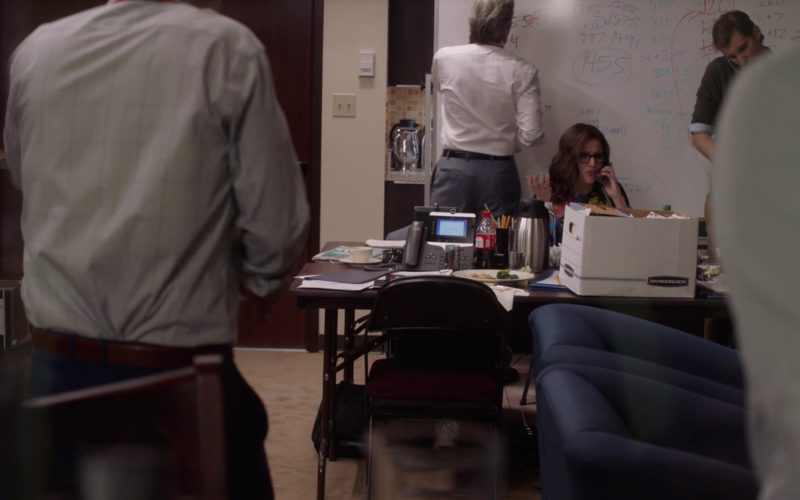 Bankers Box in Veep – Season 7, Episode 7