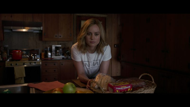 Barnum's Animals Crackers in Captain Marvel (2019) - Movie Product Placement