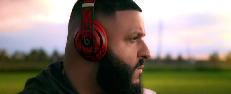 """Beats Headphones Used by DJ Khaled in """"Jealous"""" (2019) Official Music Video Product Placement"""