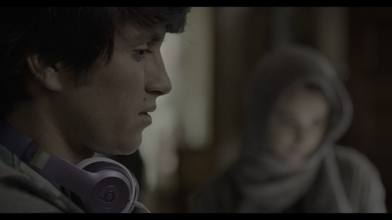 Beats Headphones Used by José Julián in The Society - Season 1, Episode 3, Childhood's End (2019) - TV Show Product Placement
