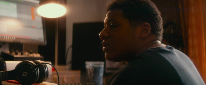 Beats Headphones Used by Khalil Everage in Beats (2019) Movie Product Placement