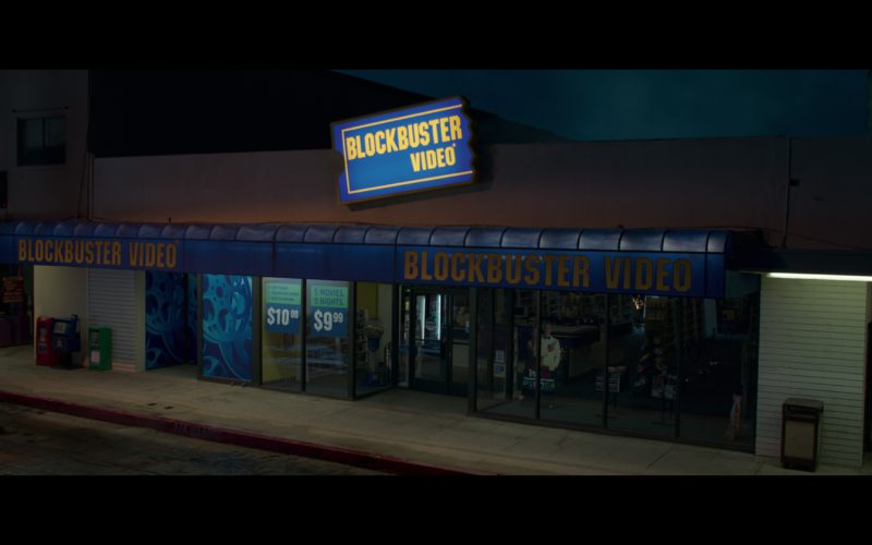Blockbuster Video Store in Captain Marvel (1)