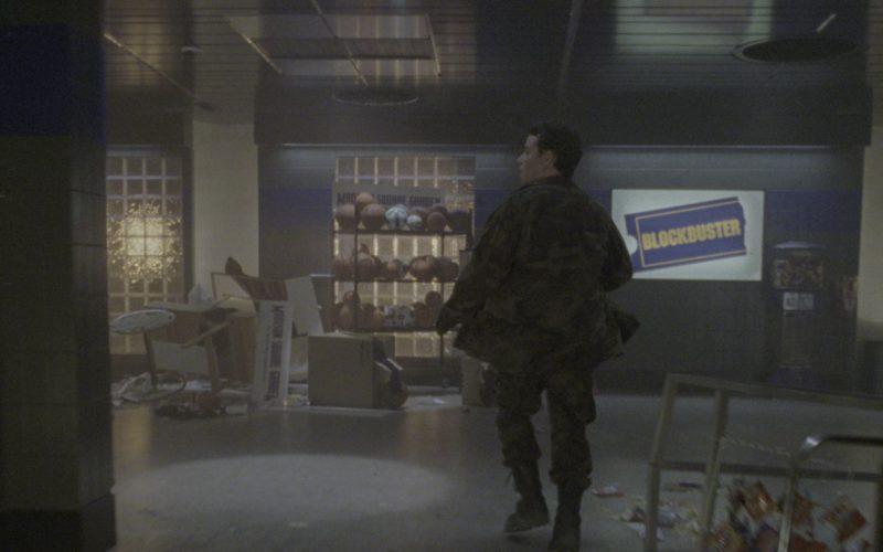 Blockbuster in Godzilla 1998 (2)