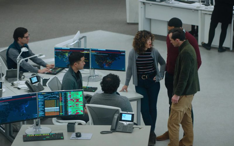 Bloomberg Terminals and Cisco Phone in Billions
