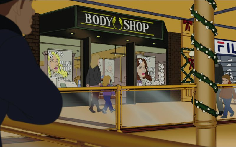 Body Shop and Fila Stores in Eight Crazy Nights (1)