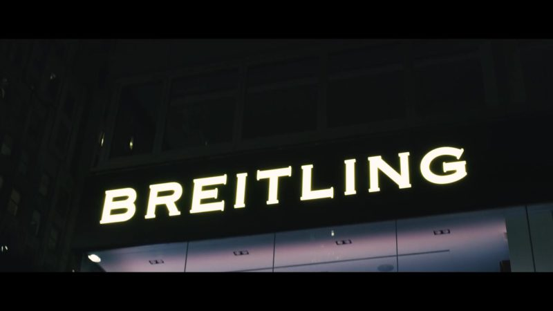 Breitling in Crashin' Out by Young Dolph (2019) - Official Music Video Product Placement