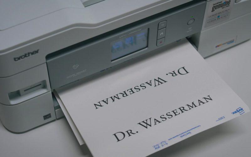 Brother Printer in Billions (1)