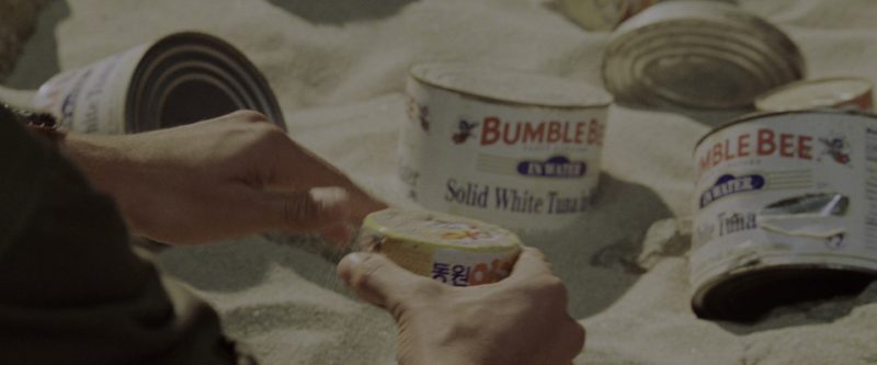 Bumble Bee Tuna In Water in Godzilla (1998) - Movie Product Placement