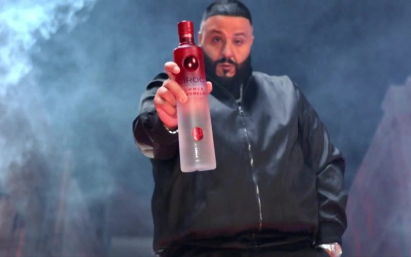 Cîroc Summer Watermelon Vodka in Wish Wish by DJ Khaled ft. Cardi B, 21 Savage (1)