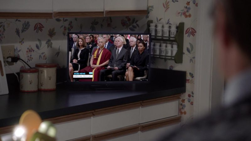 CBS News Television Channel in Veep - Season 7, Episode 7 (2019) - TV Show Product Placement