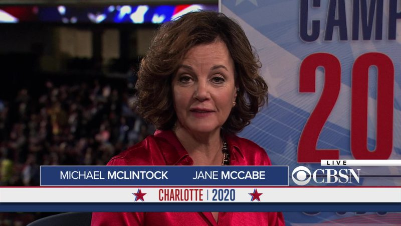 CBSN TV Channel in Veep - Season 7, Episode 7 (2019) - TV Show Product Placement