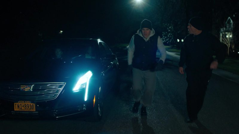 Cadillac Car in Billions - Season 4, Episode 8, Fight Night (2019) - TV Show Product Placement
