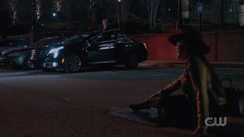 Cadillac Car in Dynasty - Season 2, Episode 19, This Illness of Mine (2019) - TV Show Product Placement