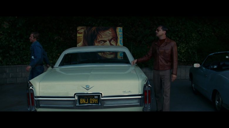Cadillac Coupe DeVille Car in Once Upon a Time in Hollywood (2019) - Movie Product Placement