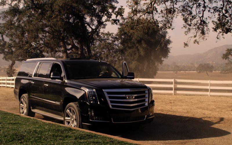 Cadillac Escalade SUV in Sneaky Pete (1)