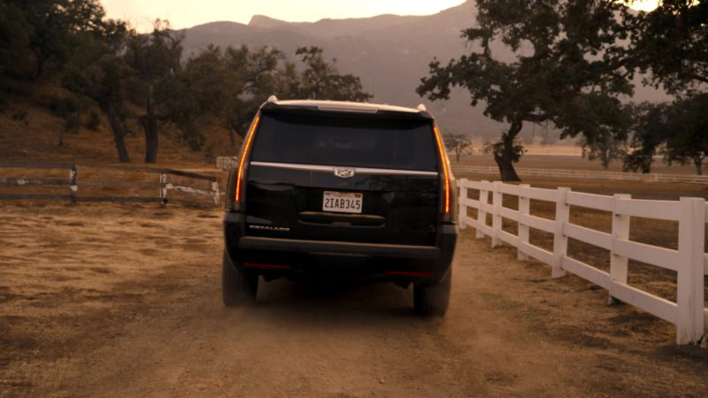 Cadillac Escalade SUV in Sneaky Pete - Season 3, Episode 8 (2019) TV Show Product Placement