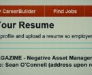 CareerBuilder Online Employment Website in The Secret Life o...