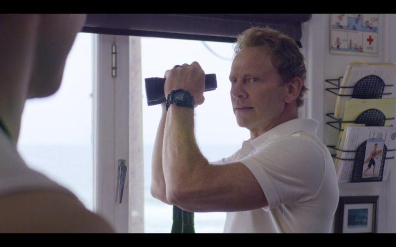 Casio G-Shock Wrist Watch Worn by Ian Ziering in Malibu Rescue (1)